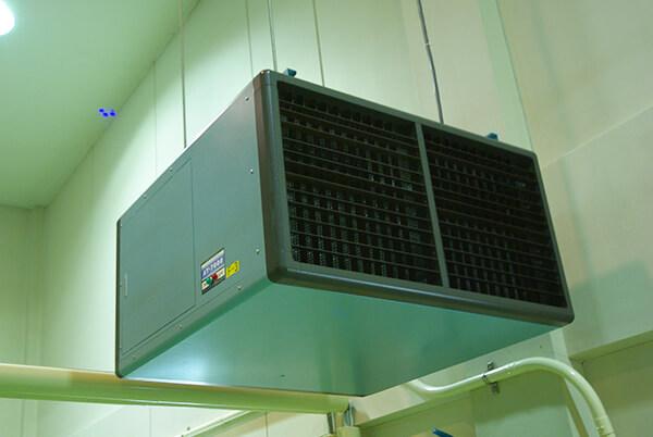 空気循環殺菌装置